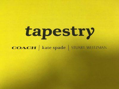 tapestryの戦略