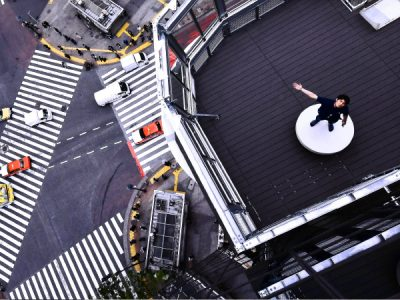 Vol.301 「渋谷スクランブル交差点を見下ろす場所」